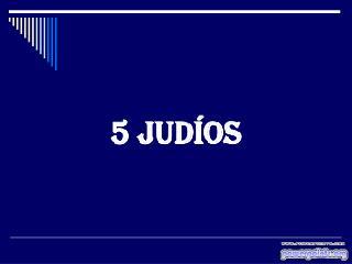 5 Judíos