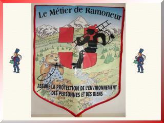 Aujourd'hui devenu l'emblême et le porte-bonheur des pays de Savoie