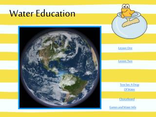 Water Education
