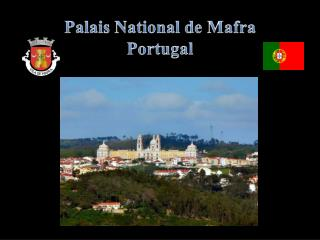 2272 PALAIS NATIONAL DE MAFRA
