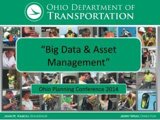 """""""Big Data & Asset Management"""""""
