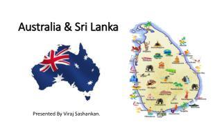 Australia & Sri Lanka