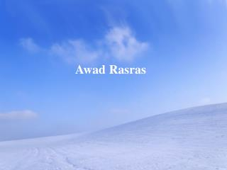 Awad Rasras Has 25 Years of Experience In Teaching Mathemati