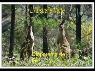 L'Australie Verte