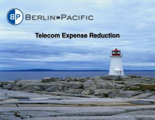 Telecom Expense Reduction