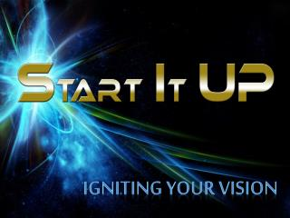 Igniting Your Vision