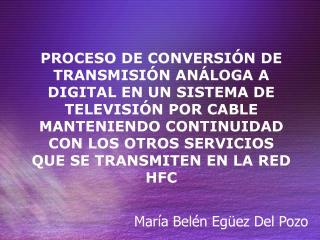 María Belén Egüez Del Pozo