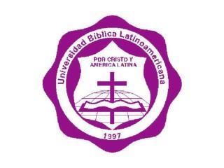 INSTITUTO BIBLICO PASTORAL