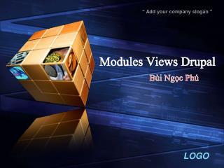 Modules Views  Drupal