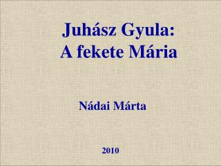 Nádai Márta