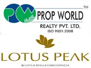 3c Lotus Peak|9811004272|3c Lotus Peak Noida|3c Lotus Peak S