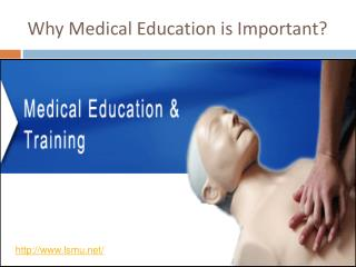 Study at Medical university in Ukraine