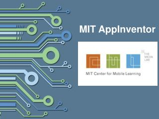 MIT AppInventor