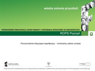 ROPS Pozna?