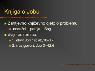 Knjiga o Jobu