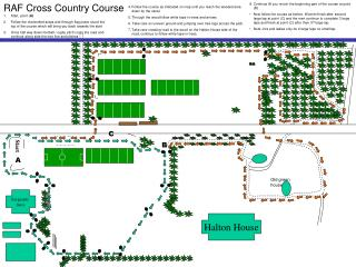 RAF Cross Country Course