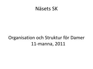 Näsets SK