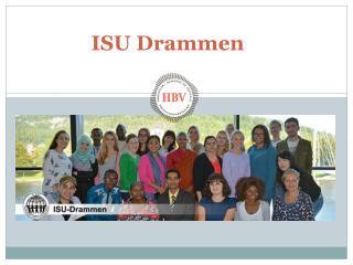 ISU Drammen