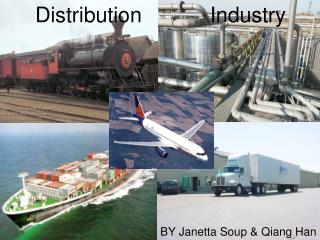 Distribution Industry Making the Connections, Selling the Goods