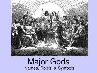 Major Gods