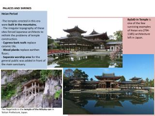 PALACES AND SHRINES