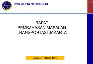 Jakarta,   11  Maret   2011