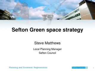 Sefton Green space strategy