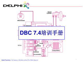 DBC 7.4 培训手册