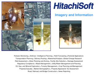 Imagery and Information