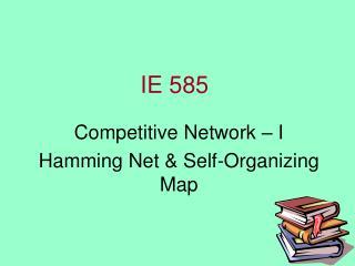 IE 585