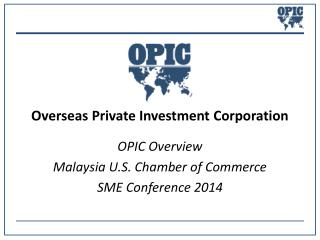 Overseas Private Investment Corporation
