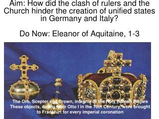 I. The Holy Roman Empire