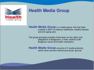 Health Media Group