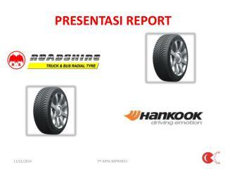 PRESENTASI REPORT