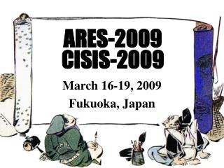 ARES-2009  CISIS-2009