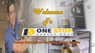 Garage Door Opener Repairing Service Provider Toronto