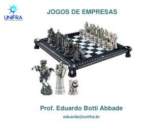 JOGOS DE EMPRESAS