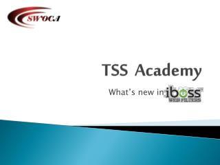 TSS  Academy