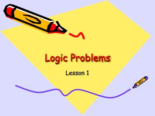 Logic Problems