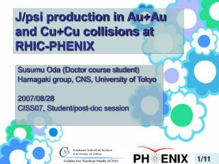 J/psi production in Au+Au and Cu+Cu collisions at RHIC-PHENIX