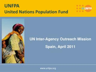 UN Inter-Agency Outreach Mission Spain, April 2011