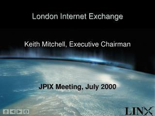 London Internet Exchange
