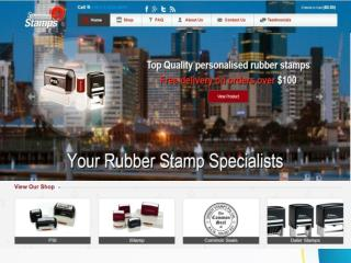 Self Inking Stamps - Speedy Stamps