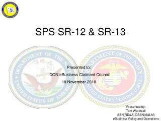 SPS SR-12 & SR-13