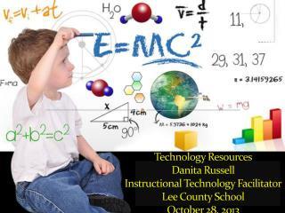 Danita's Wiki middleschooltech.wikispaces