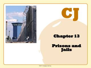 Chapter 13 Prisons and Jails