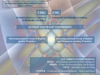 Ecclesiastical organization Pontifical Council for Justice and Peace