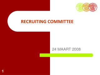RECRUITING COMMITTEE