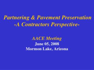 Preventative Maintenance  or Corrective Maintenance or Both