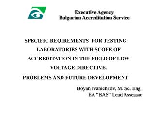 Executive Agency Bulgarian Accreditation Service